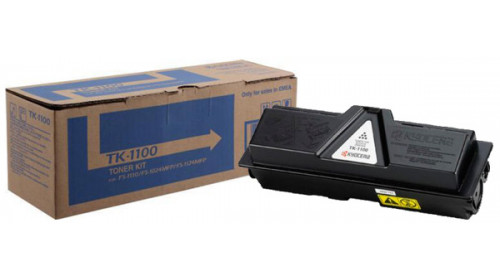 Kyocera TK-1100 тонер картридж без упаковки