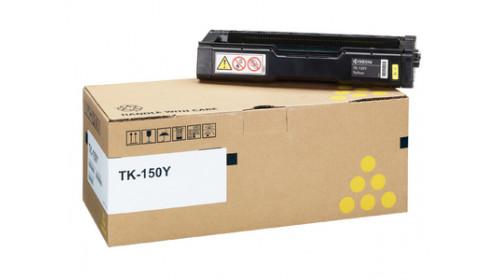 Kyocera TK-150Y тонер картридж