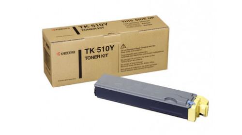 Kyocera TK-510Y тонер картридж