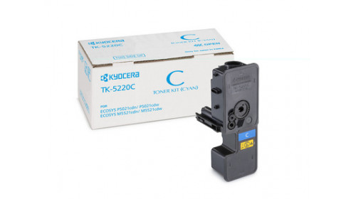 Kyocera TK-5220C тонер картридж