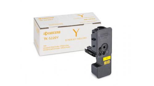 Kyocera TK-5220Y тонер картридж