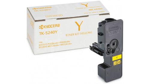 Kyocera TK-5240Y тонер картридж