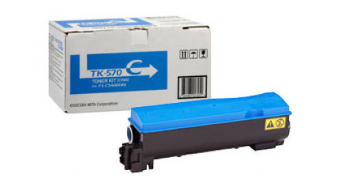Kyocera TK-570C тонер картридж