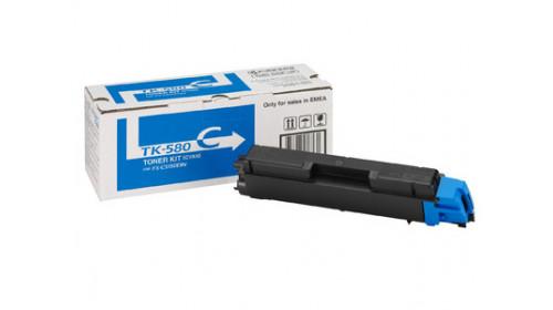 Kyocera TK-580C тонер картридж