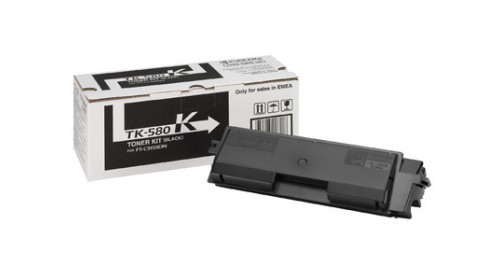 Kyocera TK-580K тонер картридж