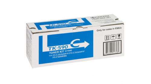 Kyocera TK-590C тонер картридж