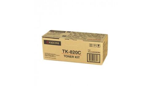 Kyocera TK-820C тонер картридж