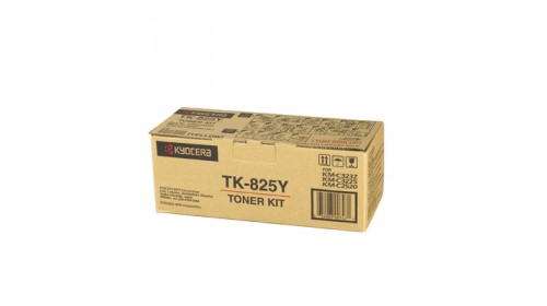 Kyocera TK-825Y тонер картридж