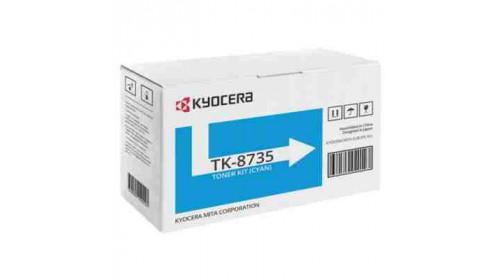 Kyocera TK-8735C тонер картридж