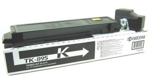 Kyocera TK-895K тонер картридж