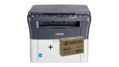 Kyocera FS-1020MFP + картридж TK-1110