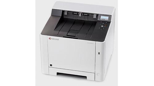 Kyocera ECOSYS P5026cdw цветной принтер с Wi-Fi