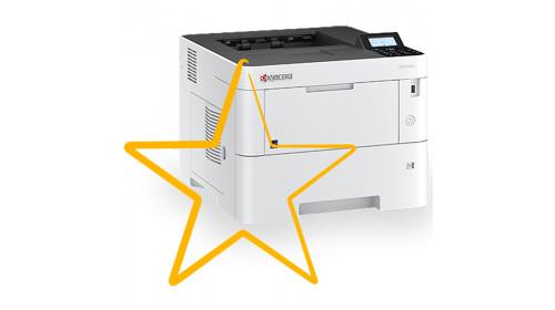 Kyocera ECOSYS P3145dn (принтер лазерный А4)