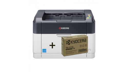 Kyocera FS-1040 + картридж TK-1110