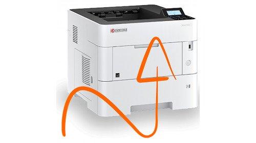 Kyocera ECOSYS P3150dn (принтер лазерный А4)